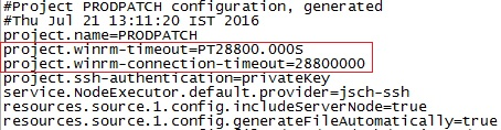 Unexpected HTTP response 500 in WinRM | RunDeck - TechPaste Com
