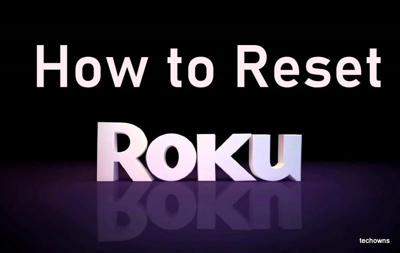 How To Reset Roku   Fix Frozen or Slowed Device
