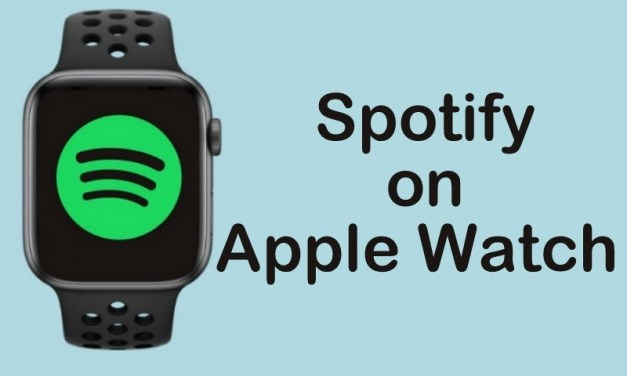How to Listen to Spotify On Apple Watch