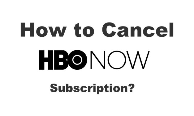How to Cancel HBO Now Subscription in 6 Different Ways
