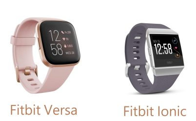 Fitbit Versa and Ionic - Turn Off Fitbit Smartwatches and Trackers