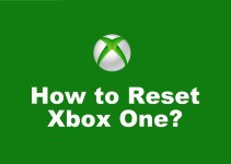 How to Reset Xbox One