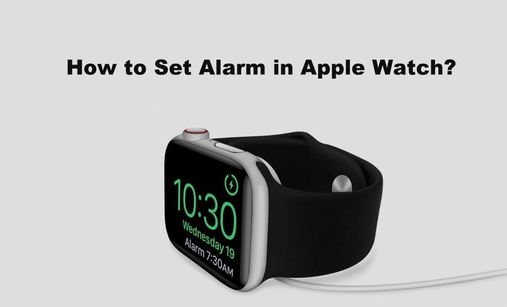 How to Set Alarm in Apple Watch [Two Easy Methods]