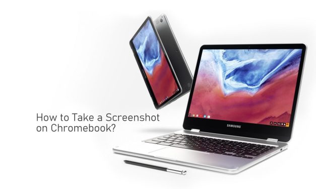 How to Take Screenshot on Chromebook in 3 Ways
