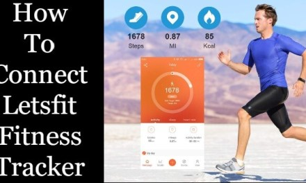 How to Connect Letsfit Fitness Tracker in Easy Steps
