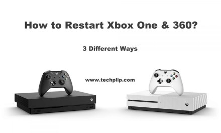 How to Reboot/Restart Xbox One & 360 [3 Different Methods]