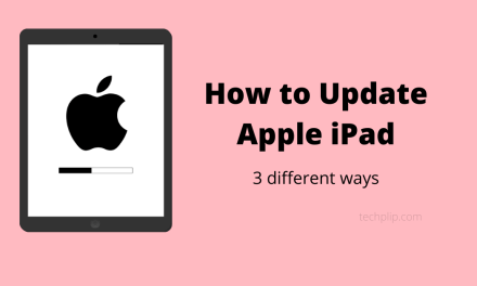 How to Update iPad to the Latest Version