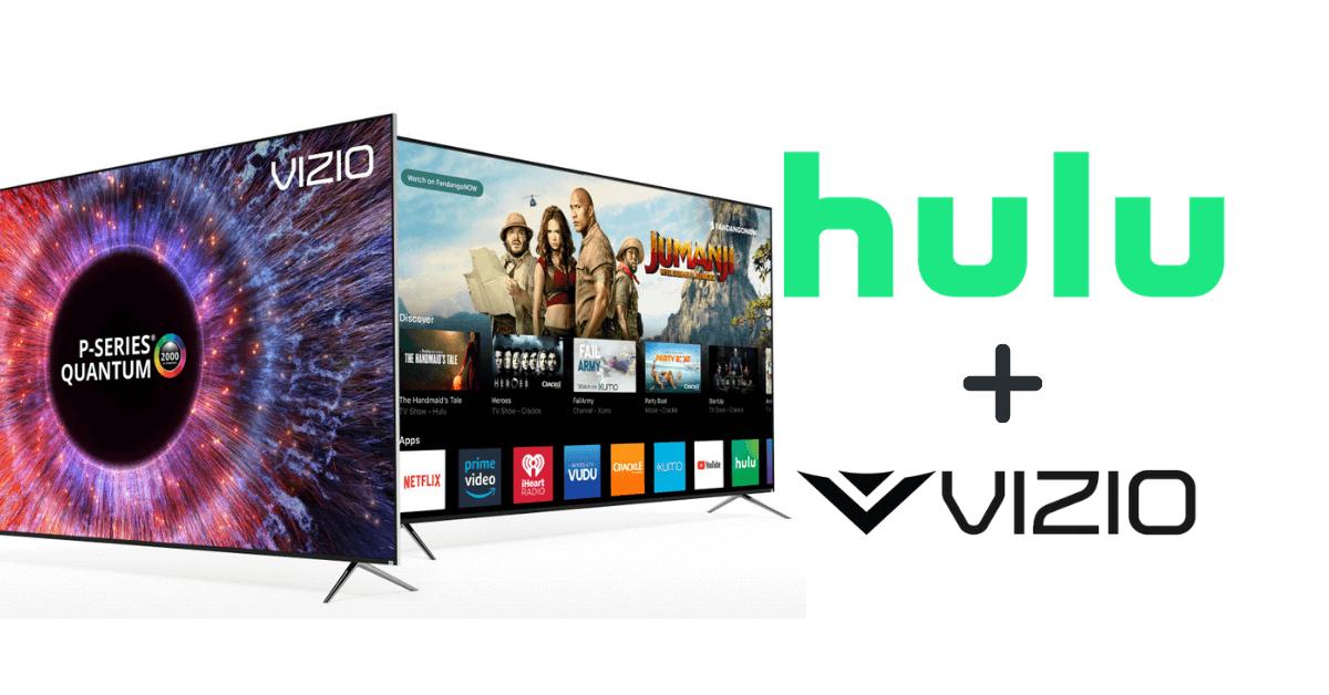 How to Watch Hulu on Vizio Smart TV