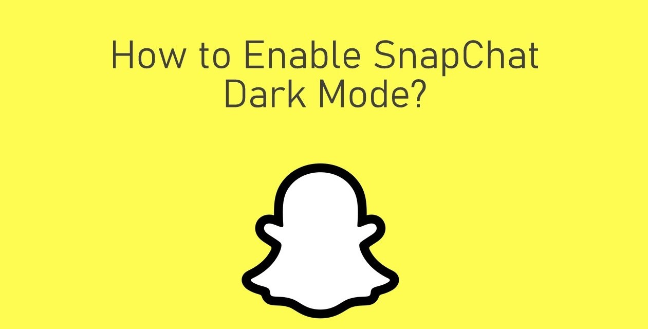 How to Turn on Snapchat Dark Mode in Two Different Ways