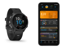 Connect Garmin Watch to iPhone