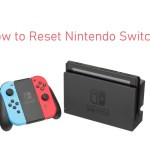 How to Reset Your Nintendo Switch [4 Different Ways]