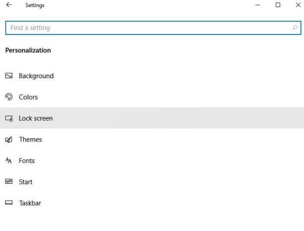 Best Screensavers for Windows 10 - LockScreen