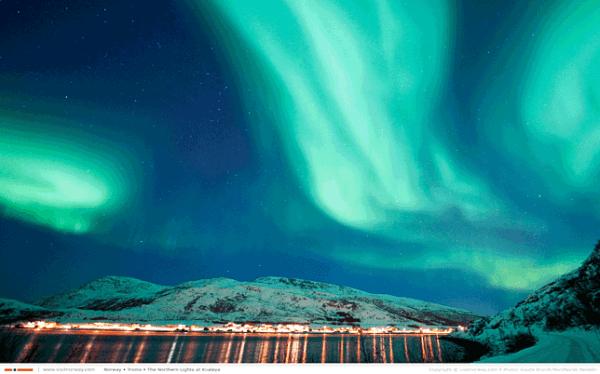 Northern Lights - Best Screensavers for Windows 10