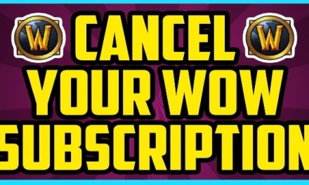 How to Cancel WoW Subscription in 2 Different Ways