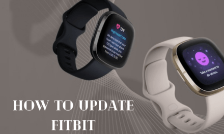 How to Update Fitbit Devices [2 Working Methods]