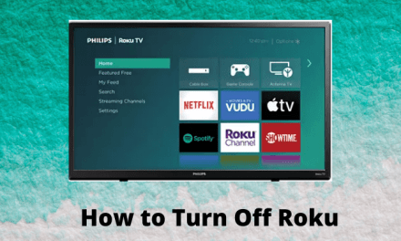 How to Turn Off Roku [Premiere, Stick, Express, Roku 4 and 3]