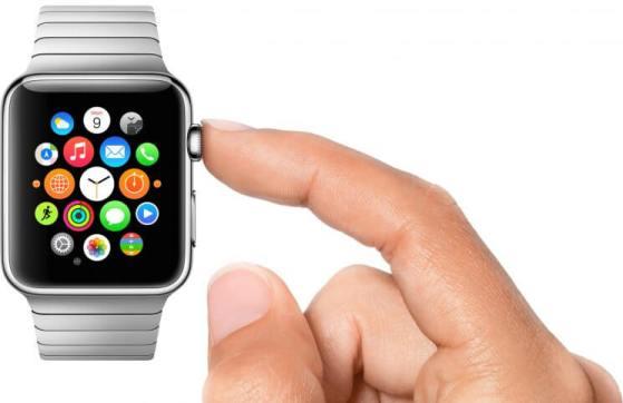Turn on Apple Watch