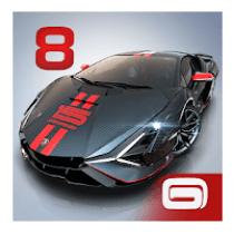 Best Games for Android TV - Asphalt