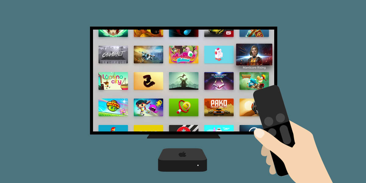 25 Best Apple TV Games in 2021 to Play [Free & Premium]