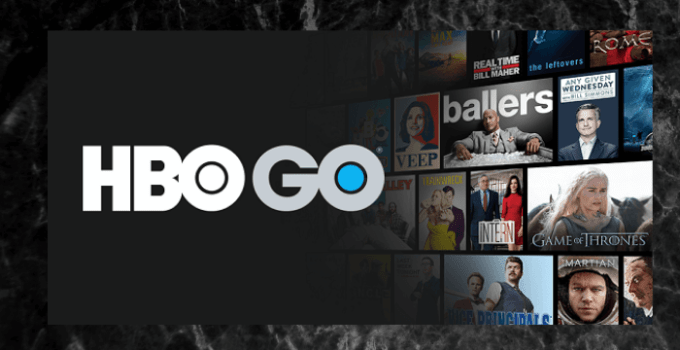 Chromecast HBO GO