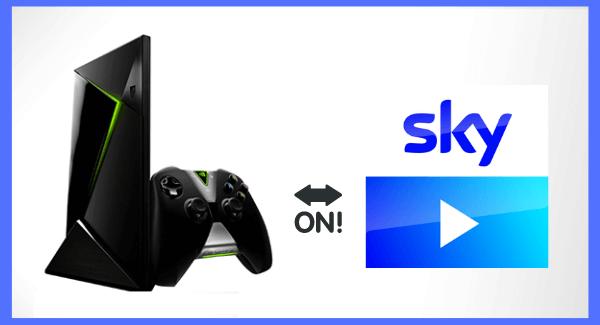How to Install Sky Go on Nvidia Shield TV [Best Method]