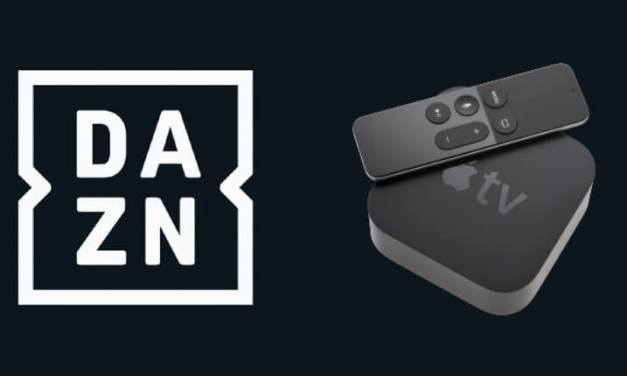 How to Install and Stream Dazn on Apple TV