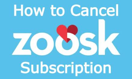 How to Cancel Zoosk Subscription [Easy Ways]