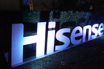 DSC01528 - Hisense marks Middle East launch of super-sturdy  'King Kong' smartphone