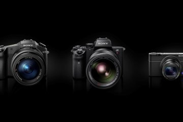 dony3 - Sony Solidifies Position as Leading Camera Brand with Launch of Revolutionary Digital Imaging Products