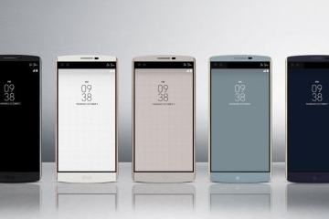 LG V10 01 - LG UNVEILS V10, A SMARTPHONE  DESIGNED WITH CREATIVITY IN MIND