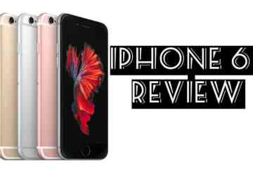 iphone 6s - iPhone 6S Review