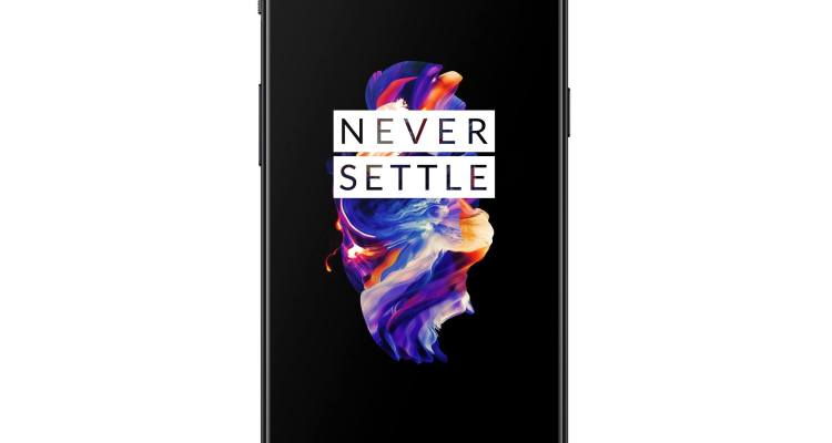 Black Front RGB - Much Awaited OnePlus 5  available for Pre-Order on SOUQ.com @souq
