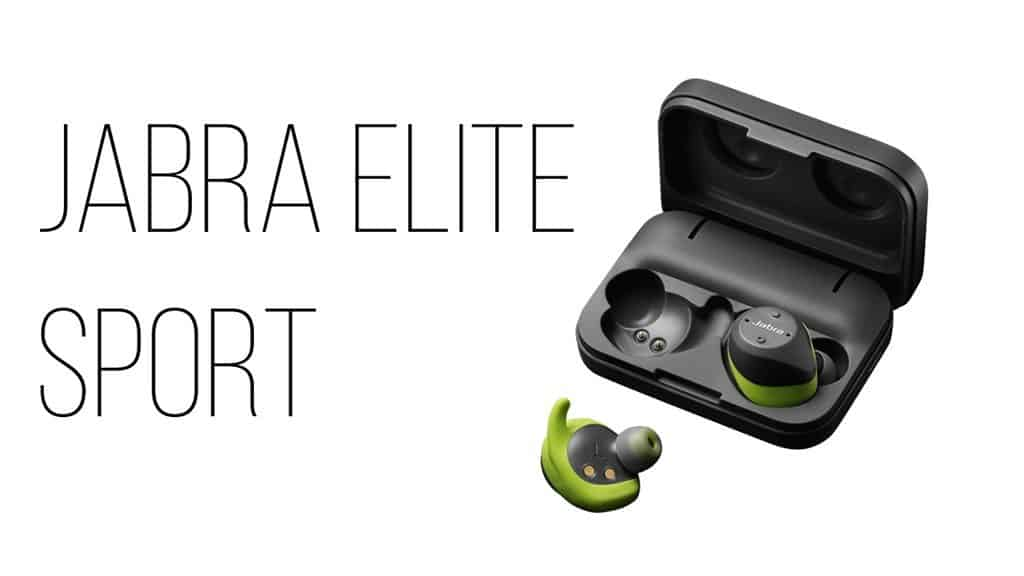 Jabra Elite Sport - Your Ultimate Tech Wish list This Holiday Season.