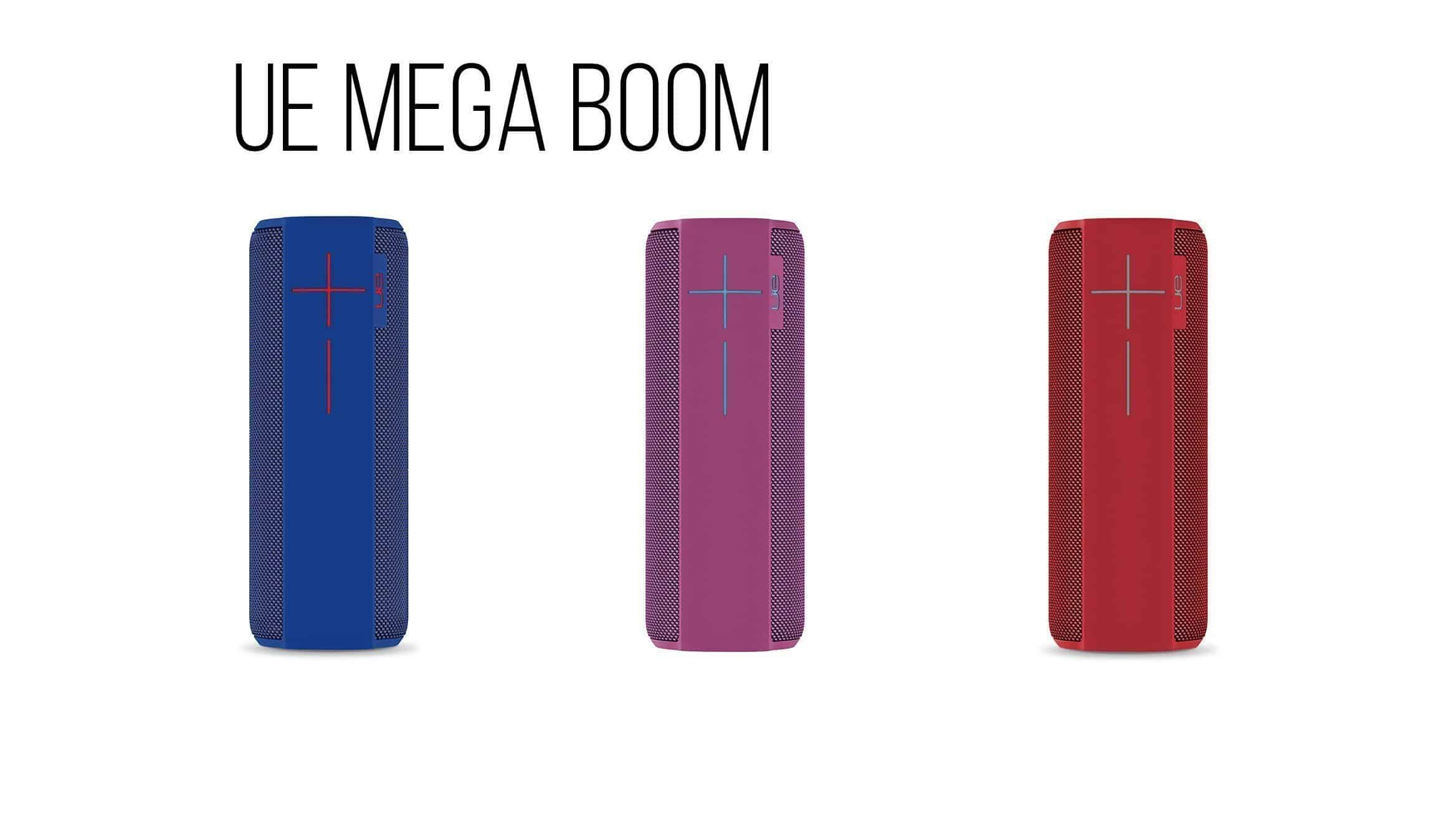 Megaboom  - Your Ultimate Tech Wish list This Holiday Season.