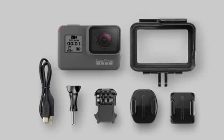 hero accessories - GOPRO LAUNCHES ENTRY-LEVEL HERO CAMERA FOR AED849