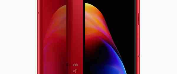iPhone8 iPhone8PLUS PRODUCT RED front back 041018 - Apple Introduces iPhone 8 and iPhone 8 Plus RED Special Edition, No iPhone X RED Edition yet