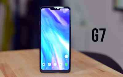 G7 - LG G7 ThinQ Review