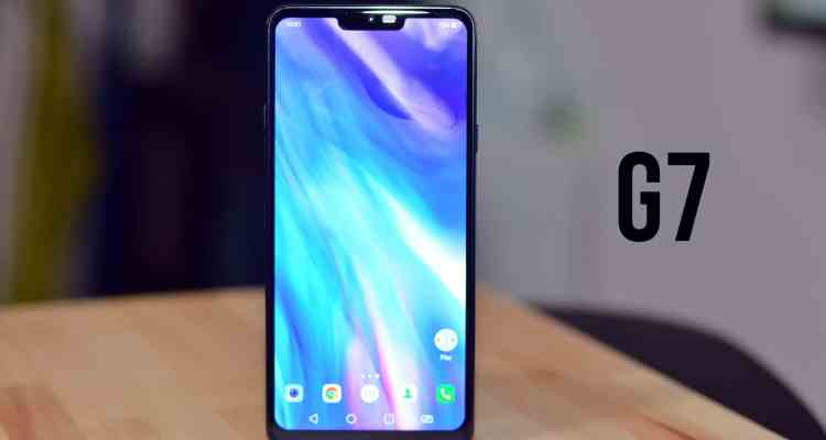 G7 - LG G7 ThinQ Review