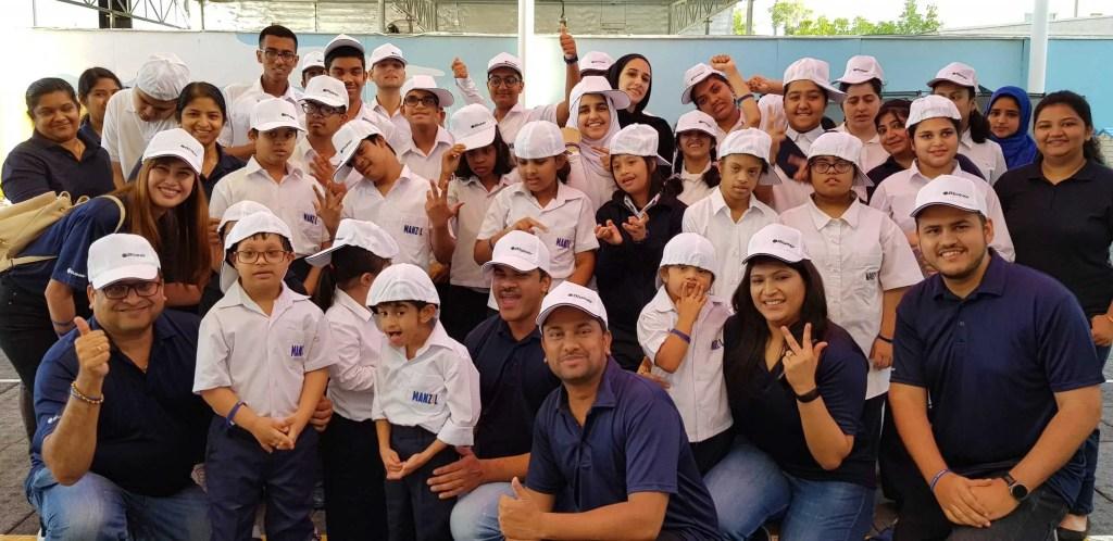 20181120 090448 1024x498 - Blueair Celebrates 'Clean Air for Children' Day with UAE Schools