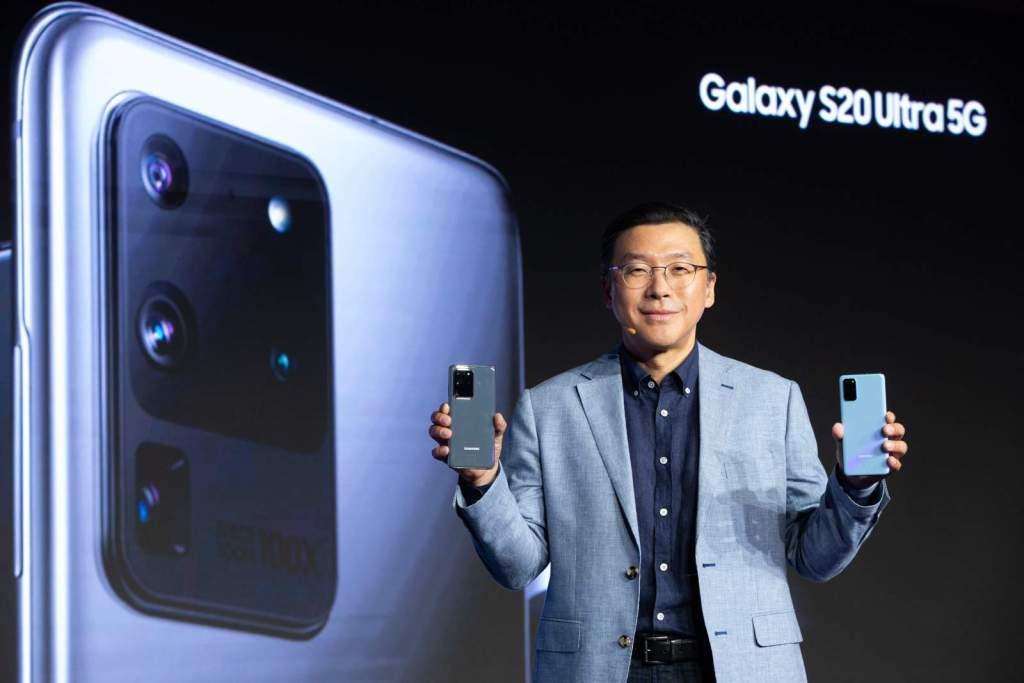 Samsung Galaxy S20 series debuts in the UAE