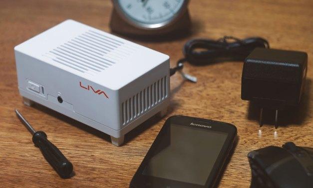 ECS LIVA Mini PC Kit Intel Bay Trail-M Review