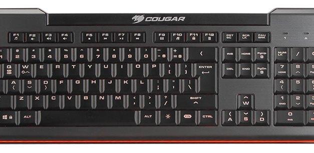 COUGAR Launches 200K Gaming Keyboard