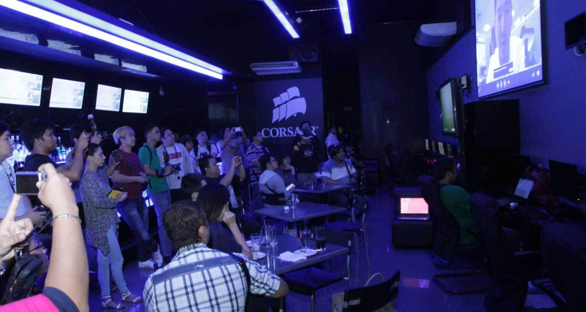WD Hosts Gamers Cup Challenge At Imperium Bar