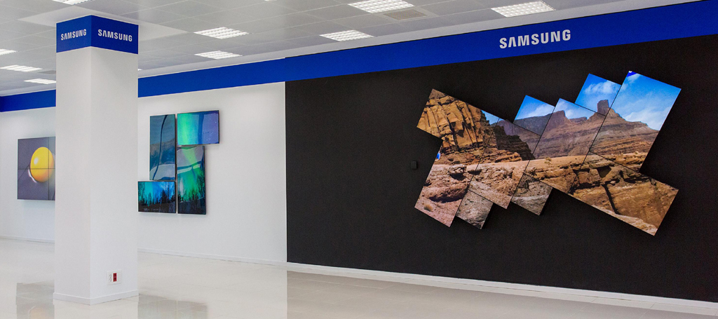 AMD Embedded R-Series APU Powers Samsung's Digital Signage Systems