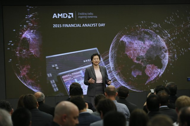 AMD Outlines Sharpened Focus at 2015 Financial Analyst Day