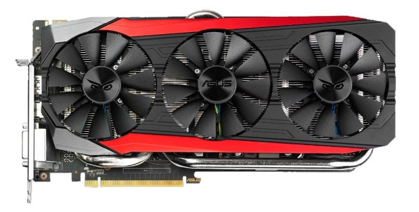 ASUS Announces TriFan GTX 980 Ti STRIX TechPorn