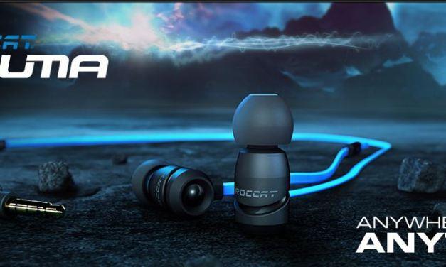 ROCCAT Aluma In-Ear Headset in Stores Now