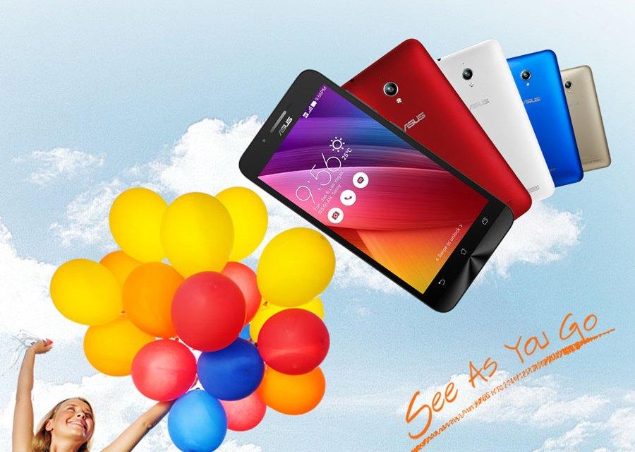 ASUS ZenFone Go Packed With PixelMaster & Android Lollipop