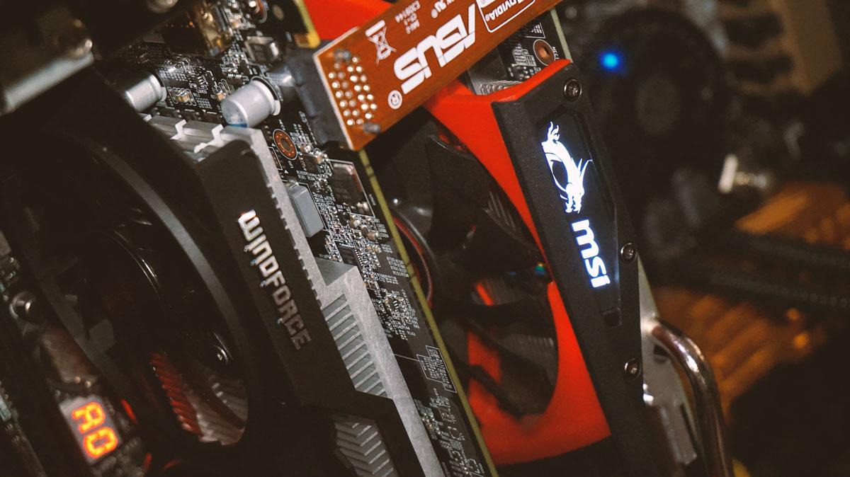 Nvidia GeForce GTX 950 SLI Performance