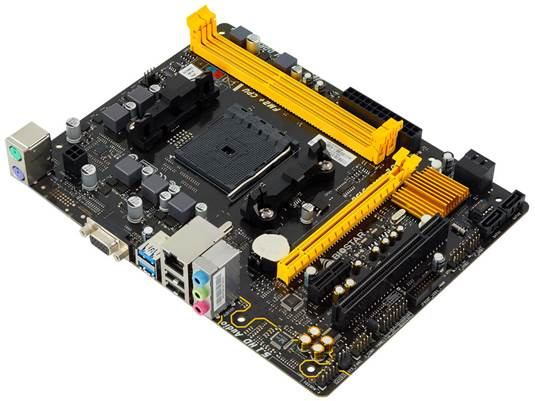BIOSTAR Announceds PRO Series AMD Motherboards